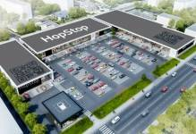 Zamość: Katharsis Development otworzył centrum handlowe HopStop