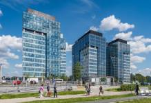 Warszawa: West Station ukończone przed terminem