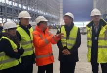 Szczecin: Bilfinger Mars Offshore uruchomił techniczną produkcję
