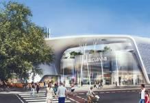 Wrocław: Unibail-Rodamco przedstawia nowy kompleks handlowo – biurowy zintegrowany z dworcem PKS Wroclavia