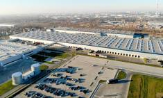 Central European Logistics Hub - Łódź