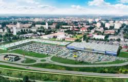 Trei Real Estate kupił działkę w Bolesławcu