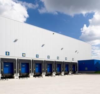 Goodman Toruń Logistics Centre in Poland fully leased