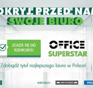 Rozpoczął się konkurs OFFICE SUPERSTAR