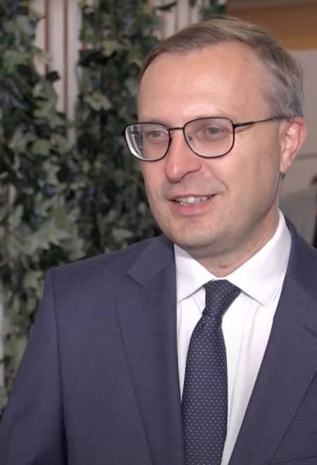 Paweł Borys, prezes zarządu Polskiego Funduszu Rozwoju