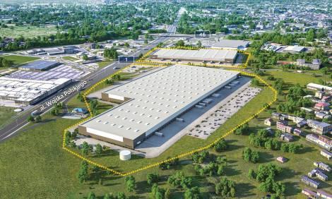 Hillwood planuje budowę centrum logistycznego w Częstochowie