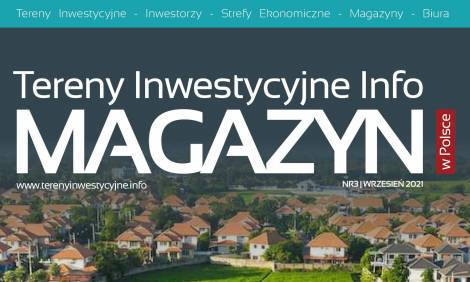 Tereny Inwestycyjne Info Magazyn - 09/2021