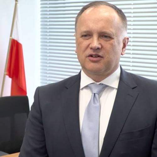 Grzegorz Słomkowski,członek zarządu PAIH