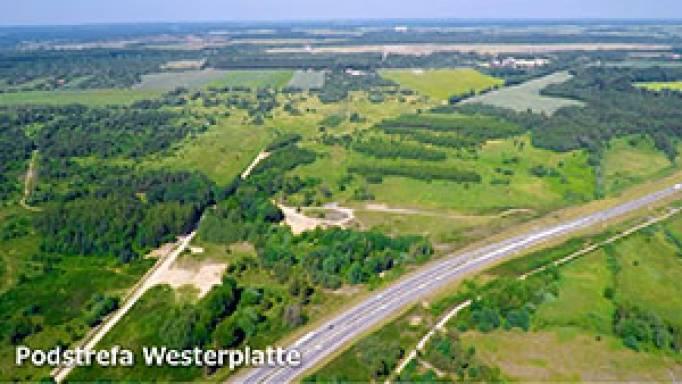 Podstrefa Westerplatte