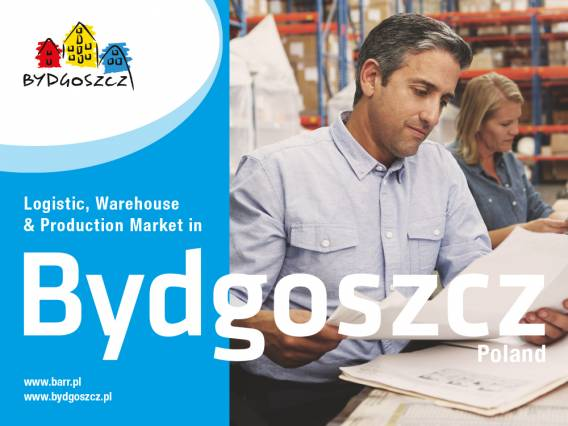Logistic, Warehouse & Production Market in Bydgoszcz