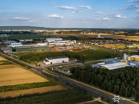 Strefa Przemysłowa Kleszczów