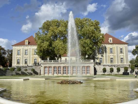 Pałac Książęcy w Żaganiu (fot. Jan Mazur)