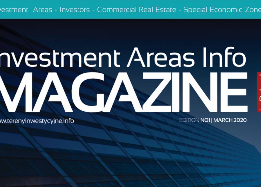 Investment Areas Info Magazine