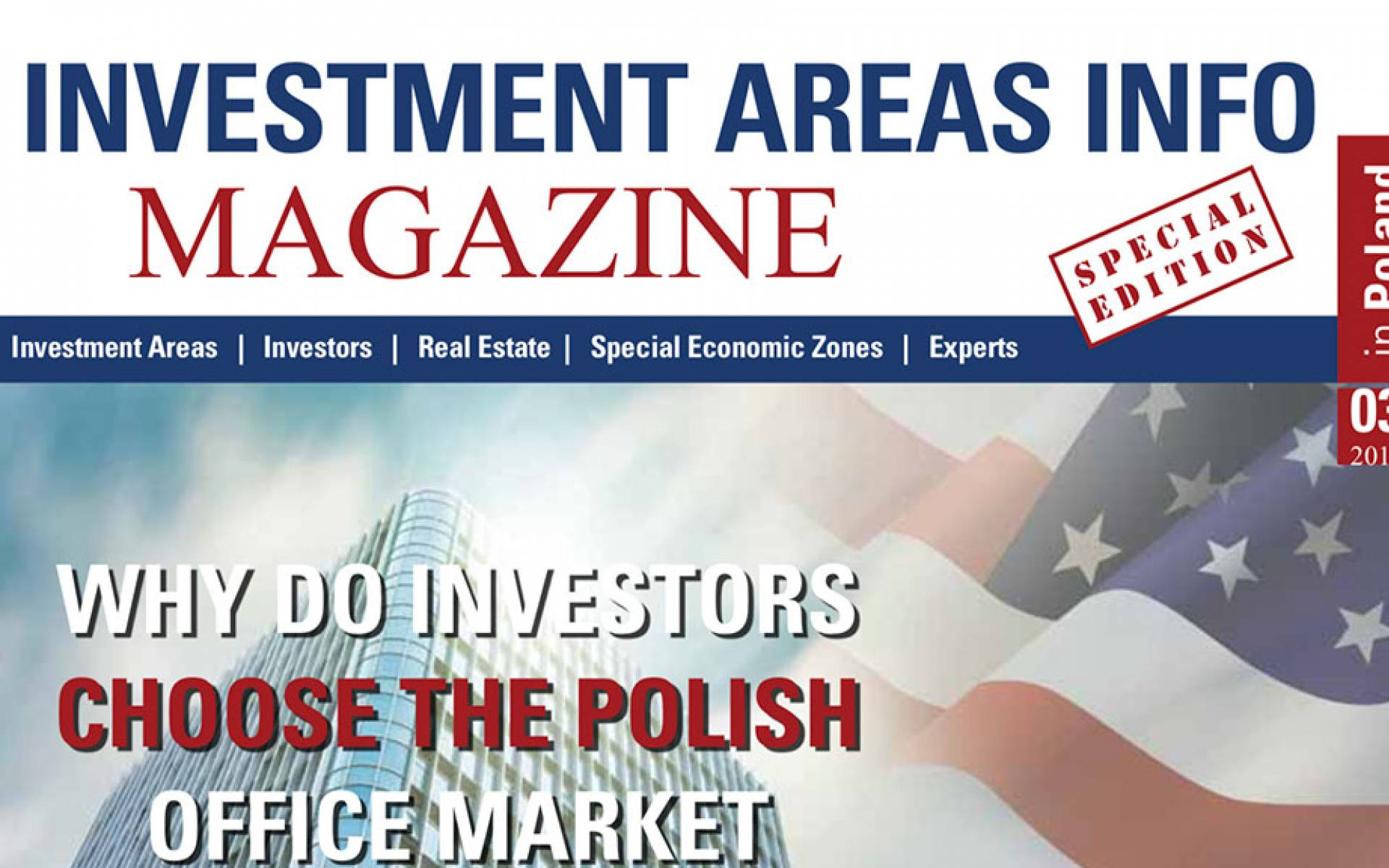 Investment Areas Info Magazine Nr. 03/2016