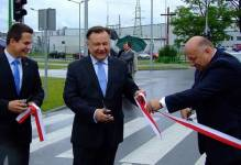 I etap inwestycji w gminie Teresin zakończony