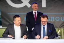 Rusza inwestycja firmy QFG Food w Tarnobrzeskiej SSE