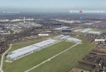 Panattoni rozpoczyna swoją największą inwestycję przemysłową