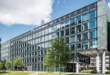 Warszawa: Budynki C i D należące do Harmony Office Center w całości wynajęte