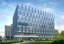 Warszawa: Europlan przygotowuje działkę pod budowę Sobieski Business Park