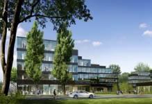 Warszawa: I budynek Neoparku gotowy z początkiem 2017 r.