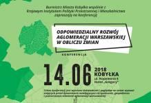 Odpowiedzialny Rozwój Miast Aglomeracji Warszawskiej w Obliczu Zmian