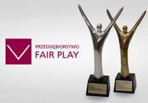 """Certyfikaty, których nie można kupić – nagrody za etykę  w programie """"Przedsiębiorstwo Fair Play"""" 2016"""