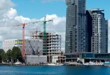 Gdynia Waterfront z podwójnym Certyfikatem LEED