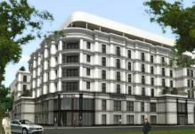 Łódź: Buduje się kolejne luksusowe hotele