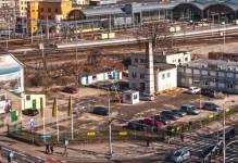 Wrocław: PKP wystawia kolejną nieruchomość na sprzedaż. Przy dworcu kolejowym powstanie biurowiec lub centrum handlowe