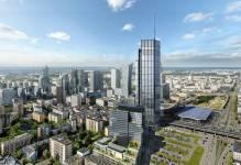 Varso – Warsaw's most anticipated city center development  under way