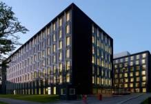 Łódź: Drugi budynek University Business Park gotowy wiosną