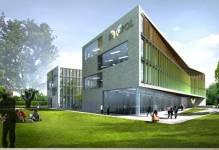 Ericpol buduje biurowiec na terenie Łódzkiej Specjalnej Strefy ekonomicznej