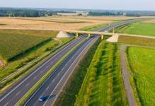 Rozbudowa drogi w Przasnyskiej Strefie Gospodarczej