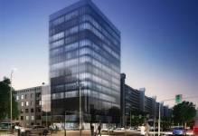 We Wrocławiu rozpoczęła się budowa najwyższego biurowca
