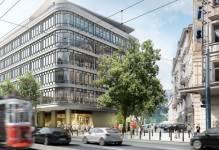 Warszawa: Doraco przebuduje CeDeT dla firmy Immobel