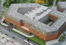W Krakowie powstaje trzyczęściowy kompleks biurowy Orange Office Park