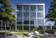 AkzoNobel w kompleksie biurowym The Park Warsaw
