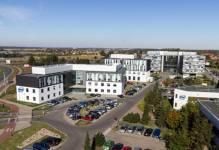 Gdańsk: Allcon@park dodał dwa biurowce dla Intela