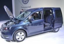 Światowa premiera Volkswagen Caddy