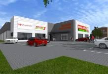 Warszawa:Totalbud postawi centrum handlowe na Białołęce