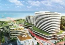 Świnoujście: Zdrojowa Invest ma już pozwolenie na budowę Baltic Park Molo