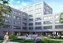 Wrocław: Osiągnięto kolejny etap budowy biurowca Promenady Zita