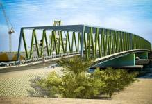 Szczecin: Most łączący Gryfia Biznes Park już z dofinansowaniem