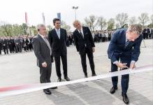 Stanowice: Trzeci zakład Tenneco Silesia już działa w Katowickiej SSE