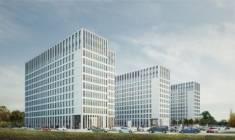 Kraków: Opolska Business Park z pozwoleniem na budowę