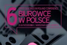 """Warszawa: Rozważania o nadpodaży powierzchni biurowej na konferencji """"Biurowce w Polsce"""""""