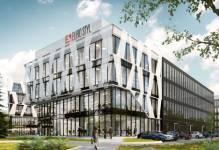 Gdańsk: Powstający biurowiec Tensor z pierwszym najemcą