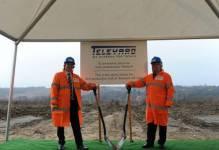 Szczecin: Teleyard started to built a new plant in Kostrzyn-Słubice SEZ