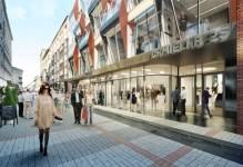 Warszawa: Największa akwizycja początku roku w segmencie high-street – IVG kupuje budynek Chmielna 25 w centrum Warszawy