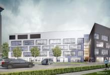 Warszawa: Adgar może budować kolejny budynek w kompleksie Adgar Park West
